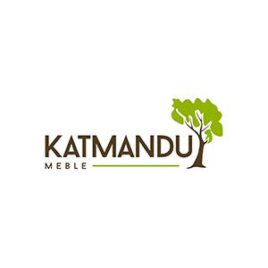 Białe komody pod telewizor - Meble Katmandu